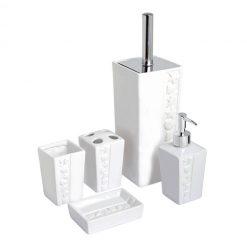 Набор для ванной комнаты Bayerhoff 5 предметов, Bh-122