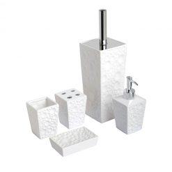 Набор для ванной комнаты Bayerhoff 5 предметов, Bh-123