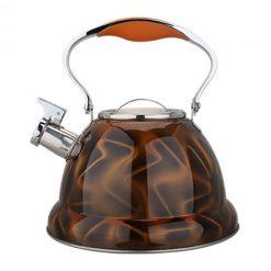 "Чайник со свистком ""Bayerhoff"", BH-434 3,2 л. оранжевый"