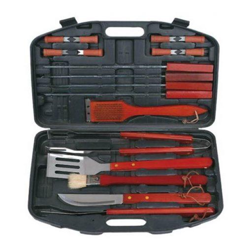 """Набор ножей для барбекю в чемодане """"Bayerhoff"""", BH-5140-B"""