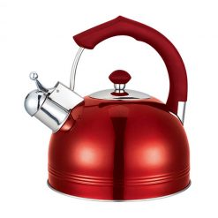"""Чайник """"Bayerhoff"""", BH-821 4 л. красный"""