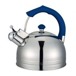 """Чайник """"Bayerhoff"""", BH-813 3,5 л. с синей ручкой"""