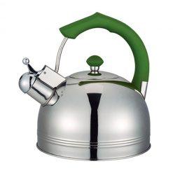 """Чайник """"Bayerhoff"""", BH-814 3,5 л. с зелёной ручкой"""