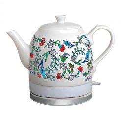 """Чайник электрический из керамики """"Ester Plus"""", ET-201 1,2 л."""