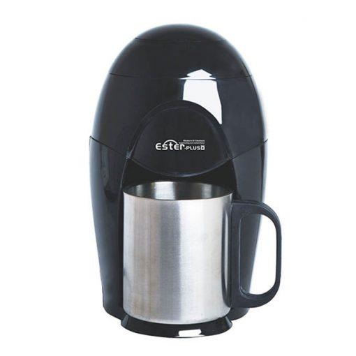"""Кофеварка с 1 чашкой """"Ester-Plus"""", ET-9139 120мл."""