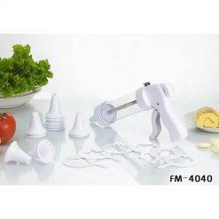 Шприц кондитерский с насадками, 19 предметов, FM-4040