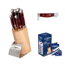 """Ножи Набор ножей """"Haus Müller"""", 7 предметов, HM-2021"""