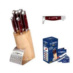 """Ножи Набор ножей """"Haus Müller"""", 7 предметов, HM-2022"""