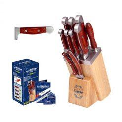 """Ножи Набор ножей """"Haus Müller"""", 10 предметов, HM-2024"""