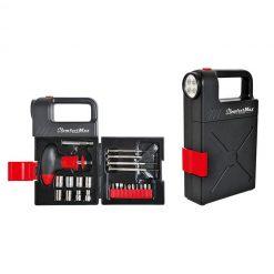 """Инструменты с фонарём """"Komfort"""", KF-1024 24 инструмета"""