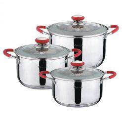 """Посуда Набор посуды """"Mercury"""", MC-6002 6 предметов"""