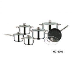 """Посуда Набор посуды """"Mercury"""", MC-6009 12 предметов"""
