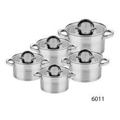 """Посуда Набор посуды """"Mercury"""", MC-6011 10 предметов"""