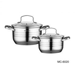 "Посуда Набор посуды ""Mercury"", MC-6020 4 предмета"
