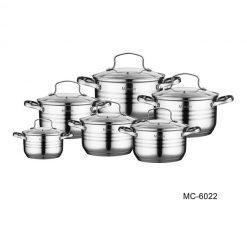 """Посуда Набор посуды """"Mercury"""", MC-6022 12 предметов"""