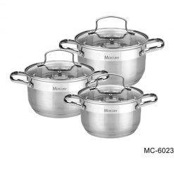 """Посуда Набор посуды """"Mercury"""", MC-6023 6 предметов"""
