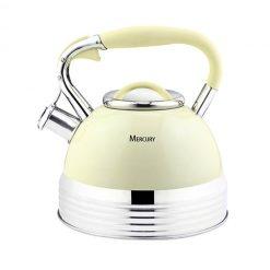 """Чайник со свистком """"Mercury"""", MC-6581 3,5 л."""