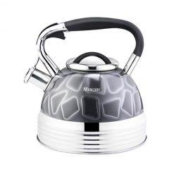 """Чайник со свистком """"Mercury"""", MC-6582 3,5 л."""