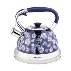 """Чайник со свистком """"Mercury"""", MC-6584 3,0 л."""