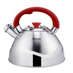 """Чайник со свистком """"Mercury"""", MC-6592 3,0 л."""