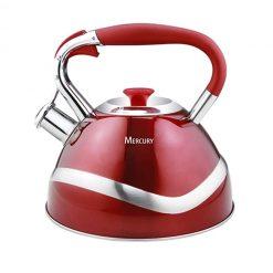 """Чайник со свистком """"Mercury"""", MC-6597 3,0 л."""