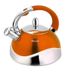 """Чайник со свистком """"Mercury"""", MC-6599 3,0 л."""