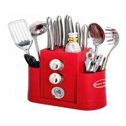 """Набор кухонных принадлежностей """"Queen Ruby"""", 20 предметов, QR-8270"""