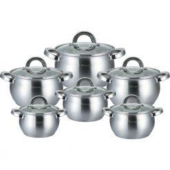 """Посуда Набор посуды """"Mercury"""", MC-6013 12 предметов"""