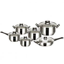 """Посуда Набор посуды """"Mercury"""", MC-6017 12 предметов"""