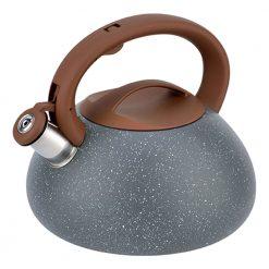 """Чайник с гранитным покрытием """"MercuryHaus"""", MC-6532 3,0 л. со свистком"""