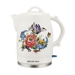 "Чайник электрический из керамики ""MercuryHaus"", MC-6746 2,0 л."