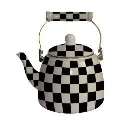 """Чайник эмалированный """"Mercury"""", MC-7547 3,7 л."""
